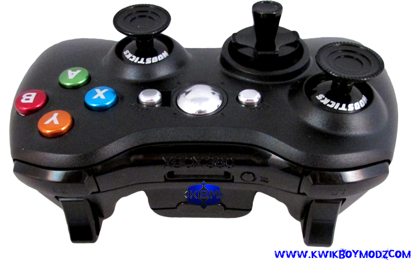 gaming modz controller instructions